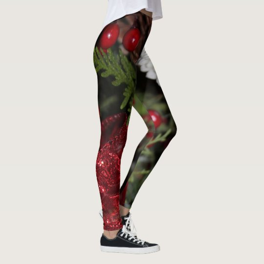 Christmas Styled Leggings