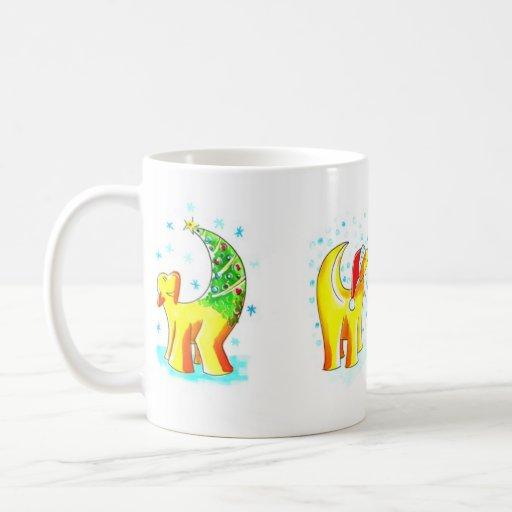 Image of Christmas Superlambanana Mug