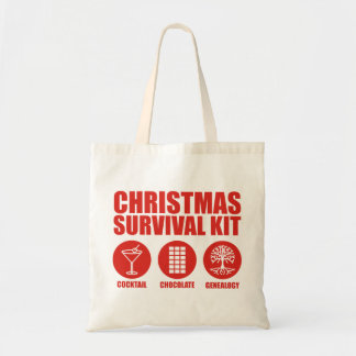 Christmas Survival Kit - Cocktail Bags