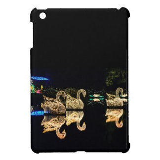 Christmas Swans 2016 Cover For The iPad Mini