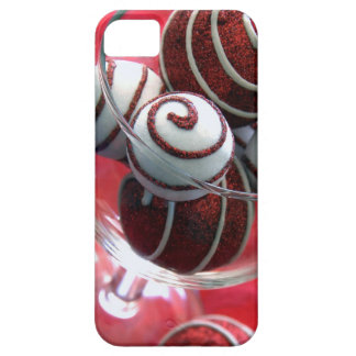 Christmas Swirls Barely There Barely There iPhone 5 Case