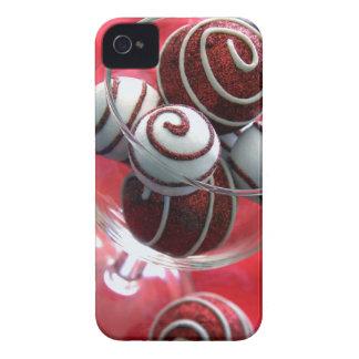 Christmas Swirls Blackberry Bold Cases