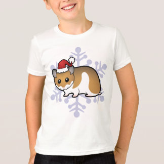 Christmas Syrian Hamster T-Shirt