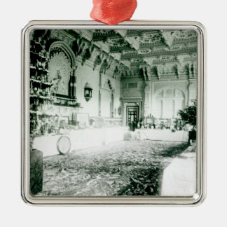 Christmas Tables in the Durbar Room Christmas Ornament