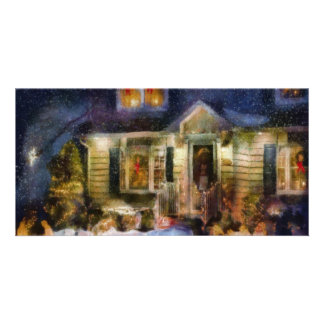 Christmas - The night before Christmas Photo Cards