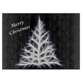 Christmas Theme Cutting Board