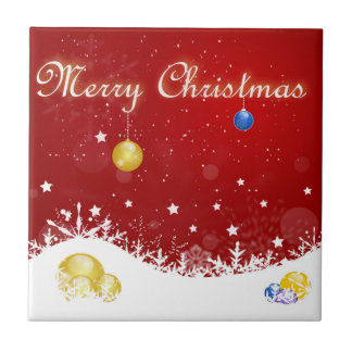 Christmas Tile