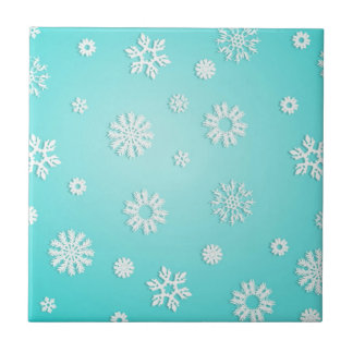 Christmas Ceramic Tile