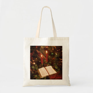 Christmas Time Tote Bag