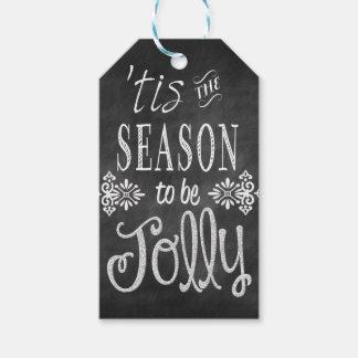 Christmas -Tis the Season Gift Tags