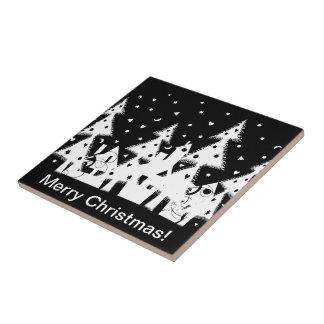 Christmas Town Tiles