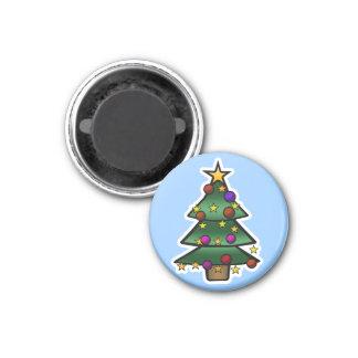 Christmas Tree 1 Fridge Magnets
