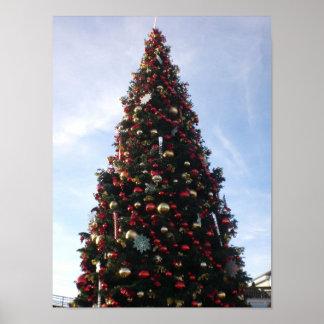 Christmas Tree #3 Poster