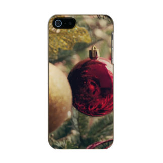 Christmas tree and decoration incipio feather® shine iPhone 5 case