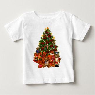 Christmas Tree and Teddy Bears T-shirt