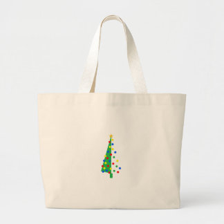Christmas Tree Tote Bags