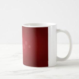 Christmas tree balls coffee mug