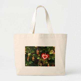 Christmas Tree Celebration Christmas Decoration Tote Bag