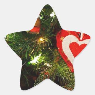 Christmas Tree Celebration Christmas Decoration Sticker