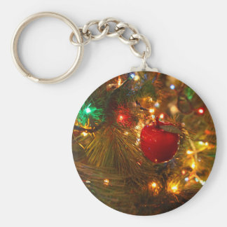Christmas Tree Decoration Key Chain