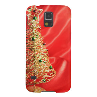 Christmas tree design galaxy s5 covers