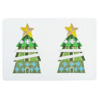 Christmas Tree Doormat Floor Mat