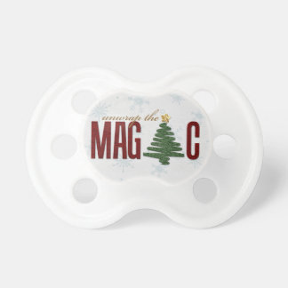 Christmas Tree Pacifiers