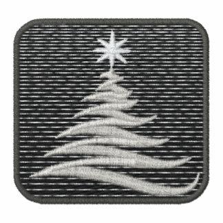 CHRISTMAS TREE EMBROIDERY STAR