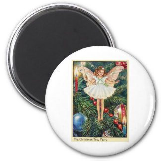 Christmas Tree Fairy Magnet