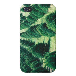 Christmas Tree Farm Cases For iPhone 4