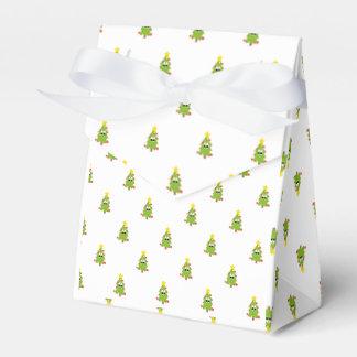 Christmas Tree Favour Box