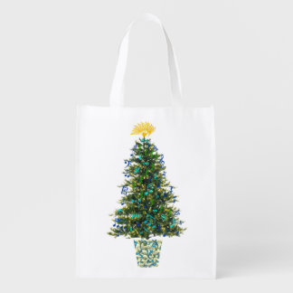 Christmas Tree For Musicians with Decorative Notes