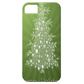 Christmas tree freebie design iPhone 5 case