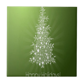 Christmas tree freebie design tile