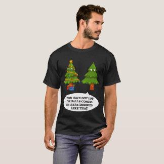Christmas Tree Funny - Ugly Smart Funny Christmas T-Shirt