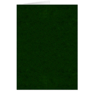 CHRISTMAS TREE GREEN (solid holiday color) ~~ Greeting Card
