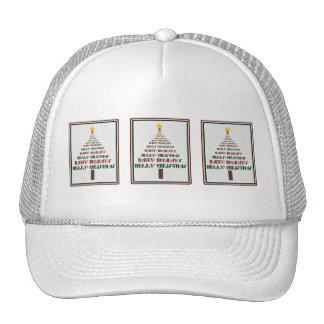 Christmas Tree Hat