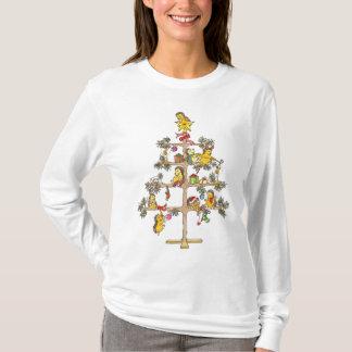 Christmas tree Hedgehogs T-Shirt
