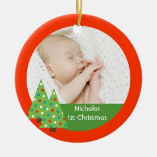Christmas Tree Holiday Ornament