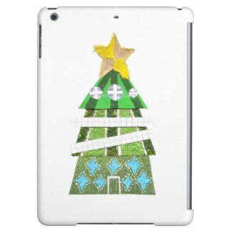 Christmas Tree Hotel I-Pad Air Back