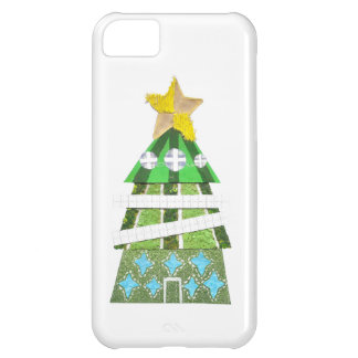 Christmas Tree Hotel I-Phone 5C Case