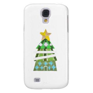 Christmas Tree Hotel Samsung Galaxy S4 Case