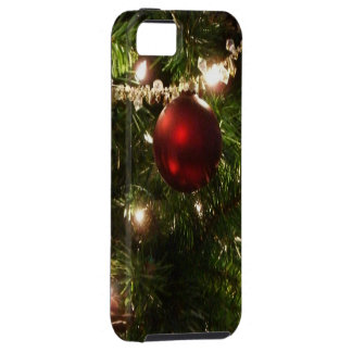 Christmas Tree I Holiday Pretty Green and Red iPhone 5 Covers