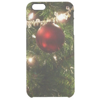 Christmas Tree I Holiday Pretty Green and Red iPhone 6 Plus Case
