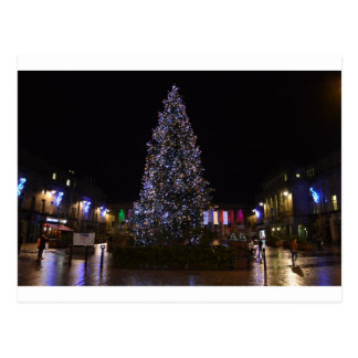 Christmas Tree in Dundee Post Cards