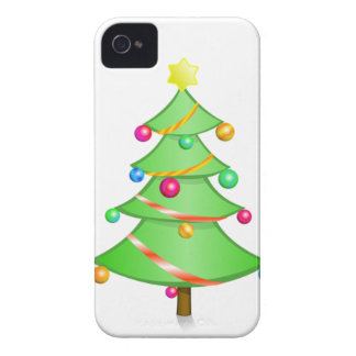 Christmas Tree iPhone 4 Case