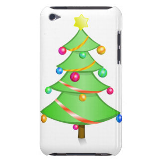 Christmas Tree iPod Touch Covers