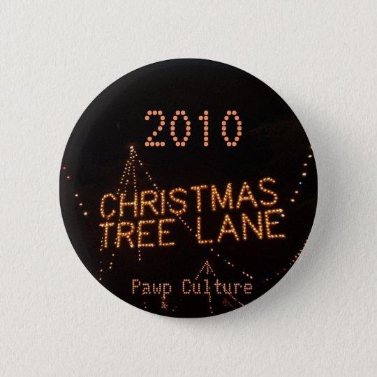 Christmas Tree Lane 2010 Walk 6 Cm Round Badge