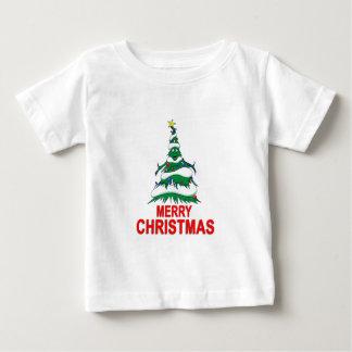 Christmas Tree Merry Christmas Tee Shirts