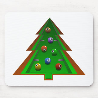 Christmas Tree Mouse Mat